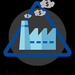 contrôle niveau combustion secteur industriel